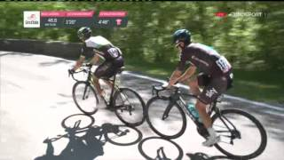 Велоспорт   Джиро дИталия   11 й этап 5 часть