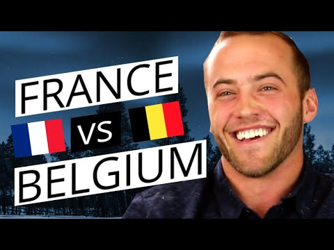 Living in France vs Living in Belgium  An American&39;s point of view