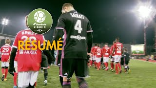 Stade Brestois 29 - AC Ajaccio (2-3)  - Résumé - (BREST - ACA) / 2017-18