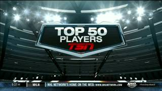 Top 50 NHL Players 2012-2013