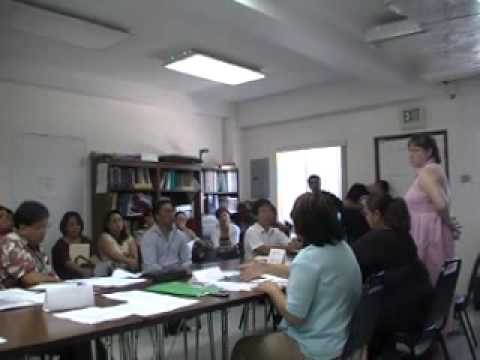 Guam Board of Allied Health Examiners' Public Meeting. May 5th, 2011