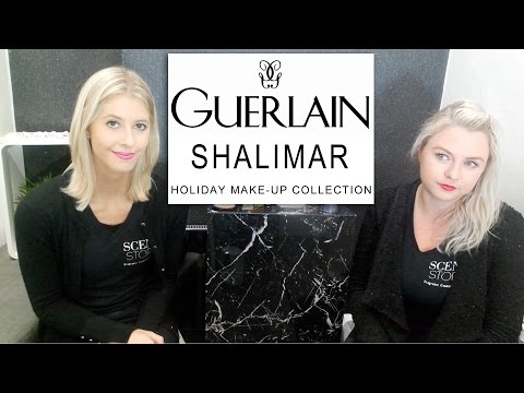 Guerlain Shalimar Make Up Collection - reviewed by Scentstore