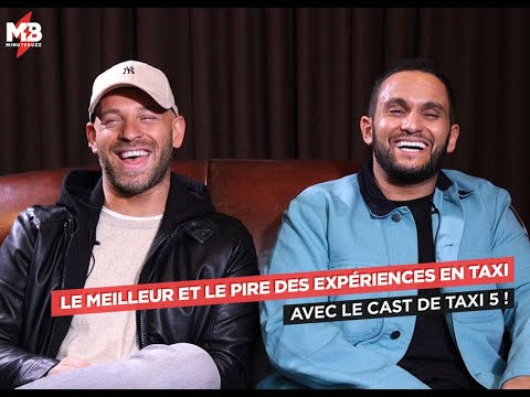 Storytime : Malik Bentalha et Frank Gastambide et un taxi marseillais