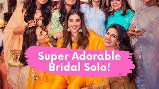 Bride Solo | Kithe Reh Gaya | Wedding Choreography | WedMeGood