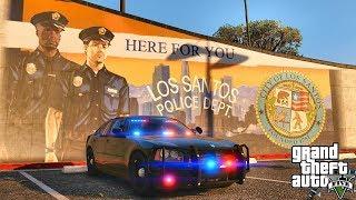 GTA 5 MODS LSPDFR 1038 - SUNDAY CITY PATROL!!! (GTA 5 REAL LIFE PC MOD)