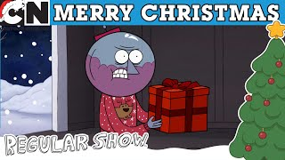 Regular Show | Save Christmas | Cartoon Network UK