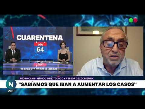 Cristina Pérez Mano A Mano Con El Doctor Pedro Cahn