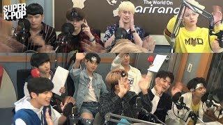 [Super K-Pop] 바시티 (VARSITY)'s Full Episode on Arirang Radio!