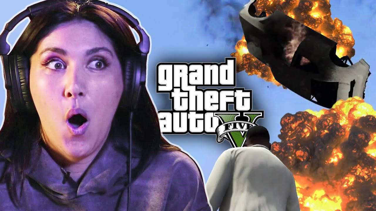 We Tried The Purge Mod Challenge In GTA 5