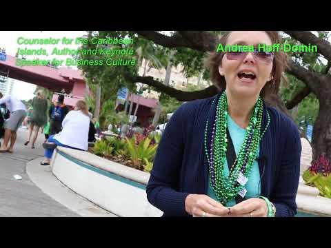 St. Patrick's Day, DE, Counselor for the Caribbean Islands, Fort Lauderdale, Culture, Kultur