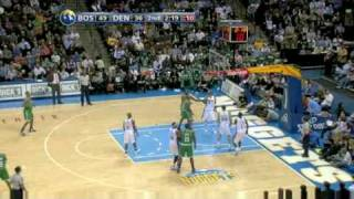 Boston Celtics VS Denver Nuggets Recap