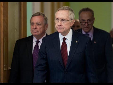 February 2, 2015 Senate Democrat Leadership Press Conference