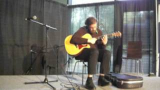 "Mike Fekete performs ""Yellow & Red"" live at Folklife 2011"
