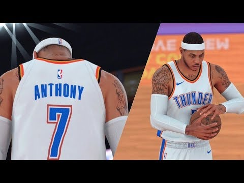 CARMELO ANTHONY TRADED TO THE OKC THUNDER!!! GOOD OR BAD TRADE!?