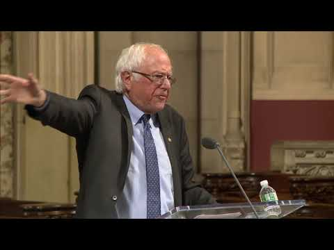 An Evening with Bernie Sanders: Riverside Church, NYC 8/28/17