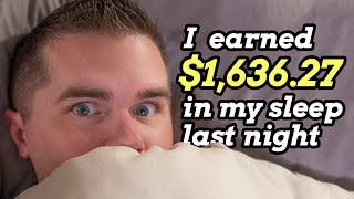 These are my top-earning passive income sources