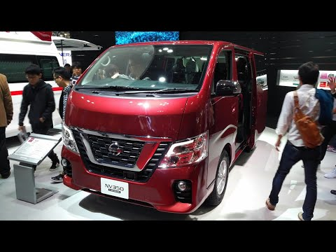 In Depth Tour Nissan Caravan NV350 JDM - Indonesia