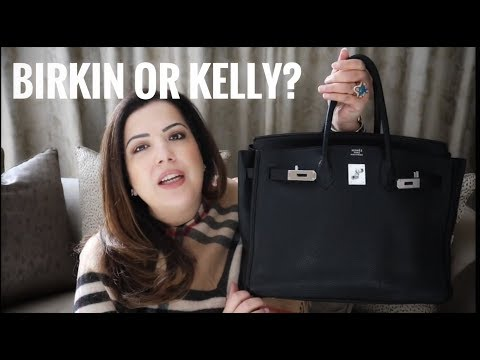 FAQ- Birkin or Kelly as your first Hermes bag? | How She Spends It