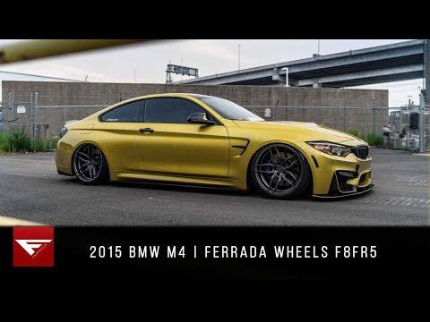 2015 BMW M4 | Let it Loose | Ferrada Wheels F8FR5