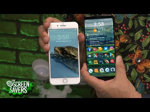 The New Screen Savers 124: iPhone 8 Plus vs. Galaxy Note 8