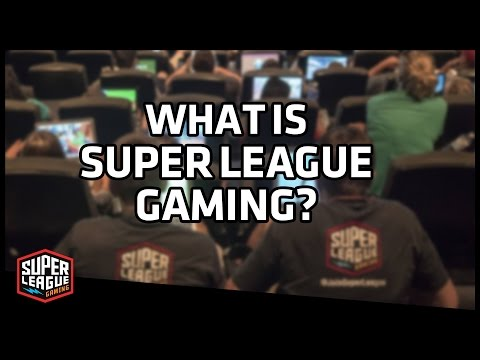 What is Super League Gaming?