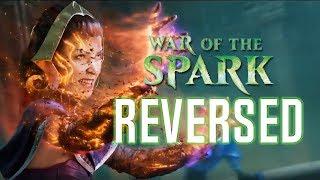 War of the Spark Trailer - Reversed