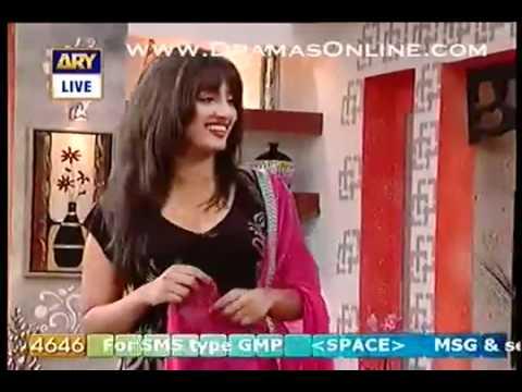 Download Watch Hot Mathira Dancing in Morning Show