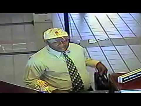 Comerica Bank Robbery