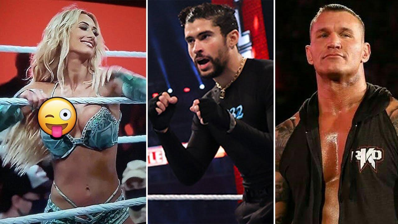 DESCUID0S en WrestleMania 37, Randy Orton elogia a Bad Bunny, Por qué se separó Hurt Business? WWE