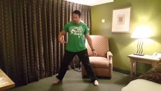 Hotel Lateral Lunge