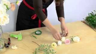 Repeat youtube video How to make a corsage