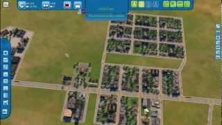 Обзор Cities XL Platinum - Прохождение Часть 1