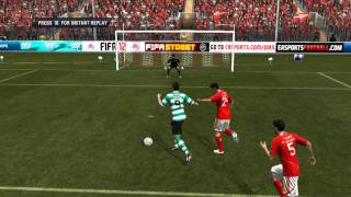 FIFA 12 PC Gameplay Challenge SL Benfica Vs Sporting CP