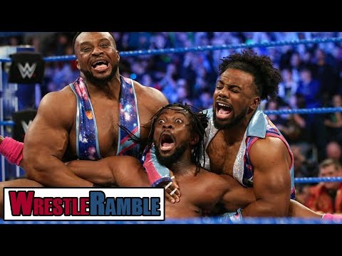 What Next For Kofi Kingston? WWE Smackdown Live, Mar. 19, 2019 Review | WrestleTalk's WrestleRamble