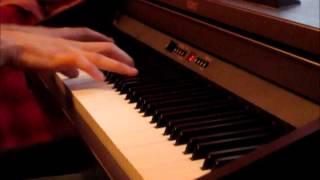 Les uns contre les autres - Starmania (piano solo)