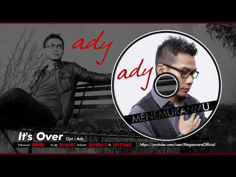 Ady - It's Over (Official Audio Video)