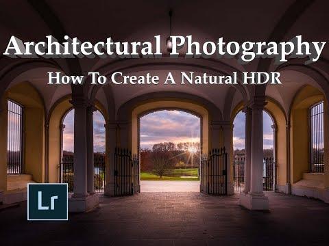 Architectural Photography: Come Usare Photo Merge per un HDR Naturale
