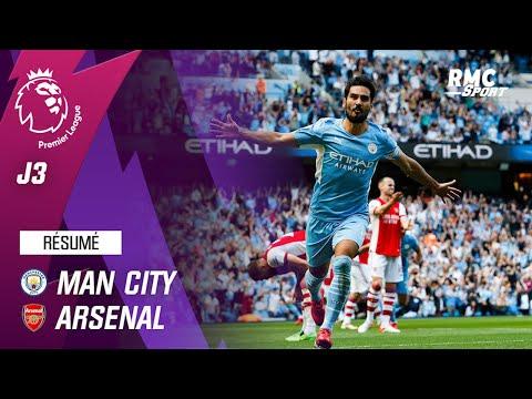 Download Résumé : Manchester City 5-0 Arsenal – Premier League (J3)