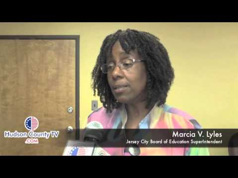 Interview with Jersey City Board of Education SuperIntendent Marcia V Lyles