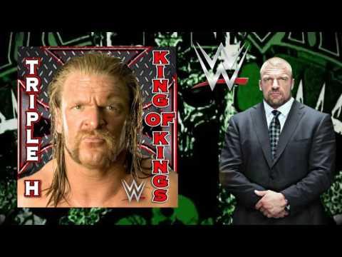 2011: WWE: King of Kings (Triple H) [feat. Motörhead]