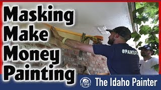Money Making Painters Tool.  Hand Maskers