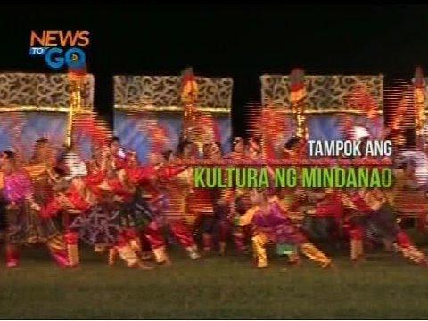 Pabaong Balita: Hinugyaw Festival
