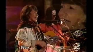 Isabel Parra en Olmue 2001