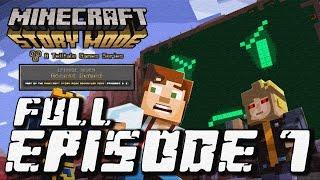 Minecraft: Story Mode - Full Episode 7: Access Denied Walkthrough 60FPS HD