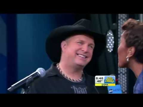 Garth Brooks Your Song