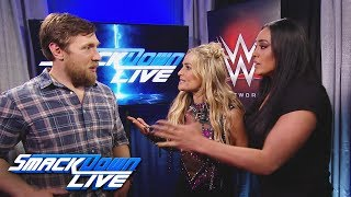 Natalya and Tamina want answers from Daniel Bryan: SmackDown LIVE, June 20, 2017