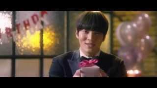 Joo Won sings Birthday Song (fashion king 2014)