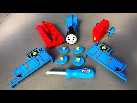 Rare Thomas and Friends Toy Trains Play Set n Percy, Egg Surprise