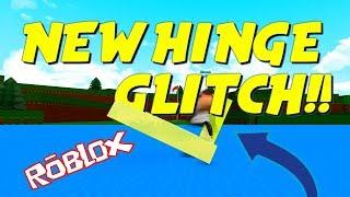 HINGE SPEED GLITCH!! | Roblox | Build a Boat for Treasure