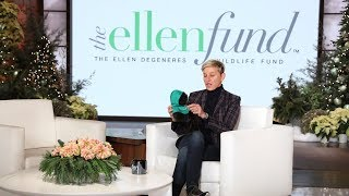 There's Only One Way to Get These Exclusive Ellen Gorillas